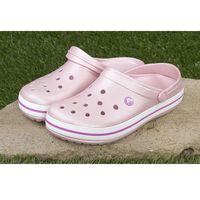 Crocs Klapki crocband™ clog pearl pink 11016-6mb