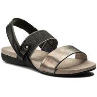 Sandały JANA - 8-28100-20 Black 001, w 3 rozmiarach