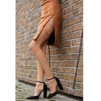 Kornelie 20 den light natural pończochy marki Livco corsetti fashion
