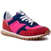 Liu jo Sneakersy - alexa bxx049 px003 rouge/cobalt s17b3