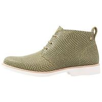 Panama Jack GIOVANNA SNAKE Ankle boot green, ankle