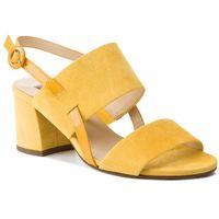 Sandały HÖGL - 7-105542 Yellow 8100, w 3 rozmiarach