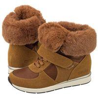 Sneakersy Big Star Brązowe Y274274 (BI101-c)