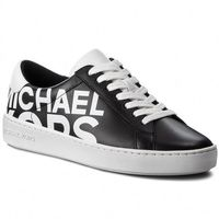 Sneakersy MICHAEL MICHAEL KORS - Irving Lace Up 43T8IRFS1L Blk/Opticwht