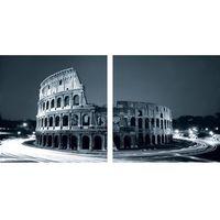 Autronic Dwuczęściowy obraz Colloseum, OBK015