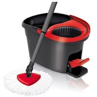 Mop obrotowy VILEDA Easy Wring and Clean Turbo + DARMOWY TRANSPORT! + Zamów z DOSTAWĄ JUTRO!, HDVILMO15115300 (5799655)