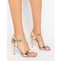 Miss KG Barely There Heeled Sandal - Gold