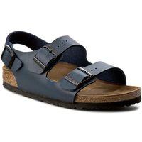 Sandały BIRKENSTOCK - Milano 0034753 Blue, kolor niebieski