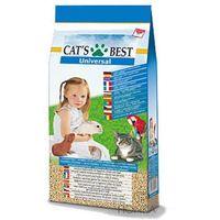 Cat's best universal żwirek drewniany dla zwierząt marki Jrs