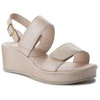 Sandały - cora sandal f26970 1030 360 ivory, Scholl, 36-41