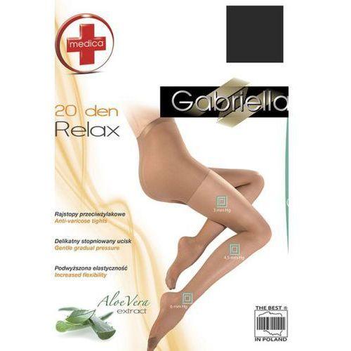 Gabriella Medica Relax 20 DEN Code 110 rajstopy (11004126)