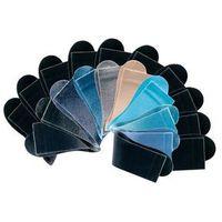 Bonprix Skarpetki damskie big box (20 par) niebieski+czarny+ciemnoniebieski+beżowy+niebieski dżins+pastelowy niebieski+niebieskozielony+głęboki niebieski+szary melanż + antracytowy melanż