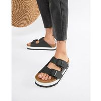 Papillio By Birkenstock Antigua Flat Sandals - Black