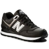 Sneakersy NEW BALANCE - WL574SFH Brązowy, kolor brązowy