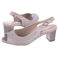 Sandały różowe sk794 (sl278-a) marki Sergio leone