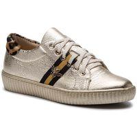 R.polański Sneakersy - 0961 złoty kryształ/pantera