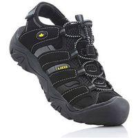 Bonprix Sandały sportowe lico czarny