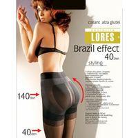 Rajstopy modelujące brazil effect 40 den , Lores