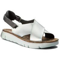 Sandały CAMPER - Oruga Sandal K200157-011 Hola Silver/Heaven Moore, w 5 rozmiarach