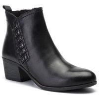 Marco tozzi Botki - 2-25320-33 black antic 002