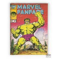 Obraz Marvel Fanfare - HULK 70-286, 70-286