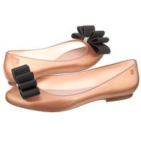 Baleriny Melissa Doll + Jason Wu AD 32269/51647 Pink/Black (ML70-b), 32269/51647