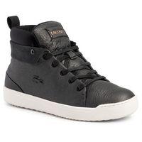 Sneakersy LACOSTE - Explorateur Classic 319 Cfa 7-38CFA0002454 Blk/Off Wht, kolor szary