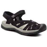 Sandały - rose sandal 1008783 black/neutral grey marki Keen