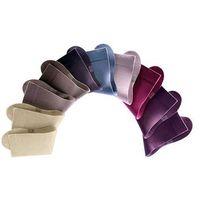 Skarpetki H.I.S (10 par) bonprix beżowy + brunatny + śliwkowy + śliwkowy +lila + niebieski dżins + stary róż + różowy