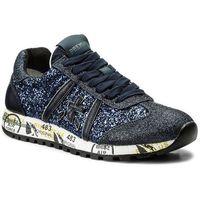Sneakersy PREMIATA - Lucy-D 2508 Granatowy, w 2 rozmiarach