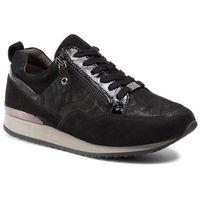 Sneakersy CAPRICE - 9-23600-23 Black Zebra Co 091