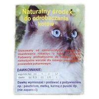 Naturalny środek do odrobaczania kotów saszetka 2g