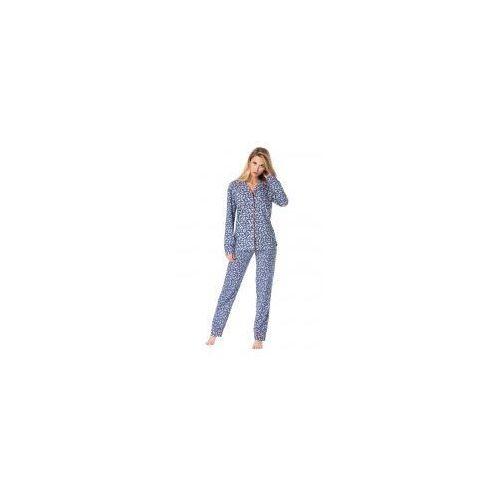 Rossli Rozpinana piżama damska sal-py-1085
