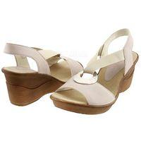 Nik espadryle sandały 07-0186-003 beżowy, kolor beżowy