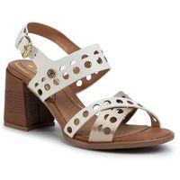 Sandały WRANGLER - Toledo Holly WL01572A White 098, kolor biały