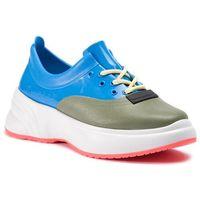Sneakersy - ugly sneaker ad 32429 white/blue/green 22846 marki Melissa