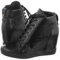 Sneakersy Carinii Czarne B4078-N70-000-000-B88 (CI435-a), w 5 rozmiarach