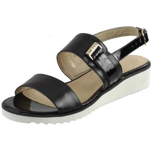 Klimpol Sandały 421/577 - czarne