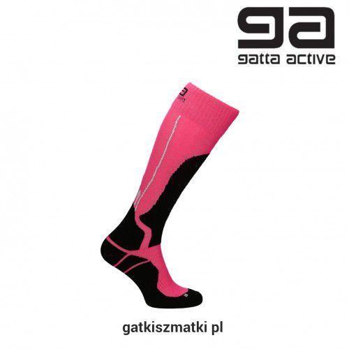 Podkolanówki skarpety narciarskie ski socks marki Gatta active