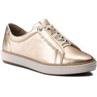 Sneakersy TOMMY HILFIGER - Metallic City Sneaker FW0FW03359 Mekong 709