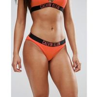 classic bikini bottom - orange, Calvin klein, M-L