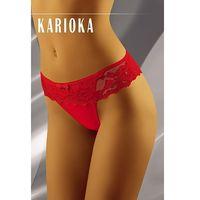 Stringi Wolbar Karioka L, czarny/nero, Wolbar, 5902768057232