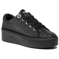 Guess Sneakersy - townie fl6tow esu12 black