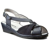 Sandały - 710653 blau 5, Comfortabel, 36-40