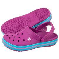 Klapki crocband vibrant/violet 11016-59l (cr108-c) marki Crocs