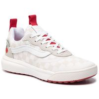 Sneakersy - ultrarange rapidw vn0a3mvuvl81 (leila hurst) white/check marki Vans