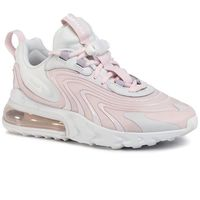 Buty NIKE - Air Max 270 React Eng CK2595 001 Photon Dust/Summit White, kolor różowy
