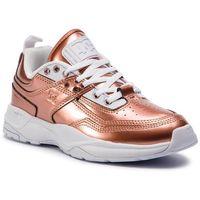 Dc Sneakersy - e.tribeka se adjs200015 rose gold (rsg)