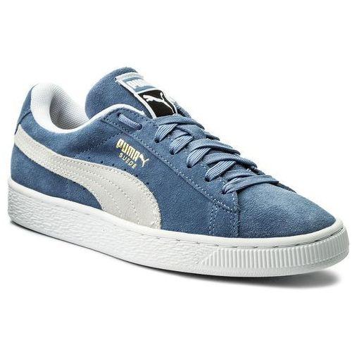 Sneakersy - suede classic 365347 03 infinity/puma white, Puma