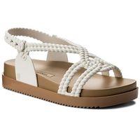 Melissa Sandały - cosmic sandal + salina 32320 beige/white 51635